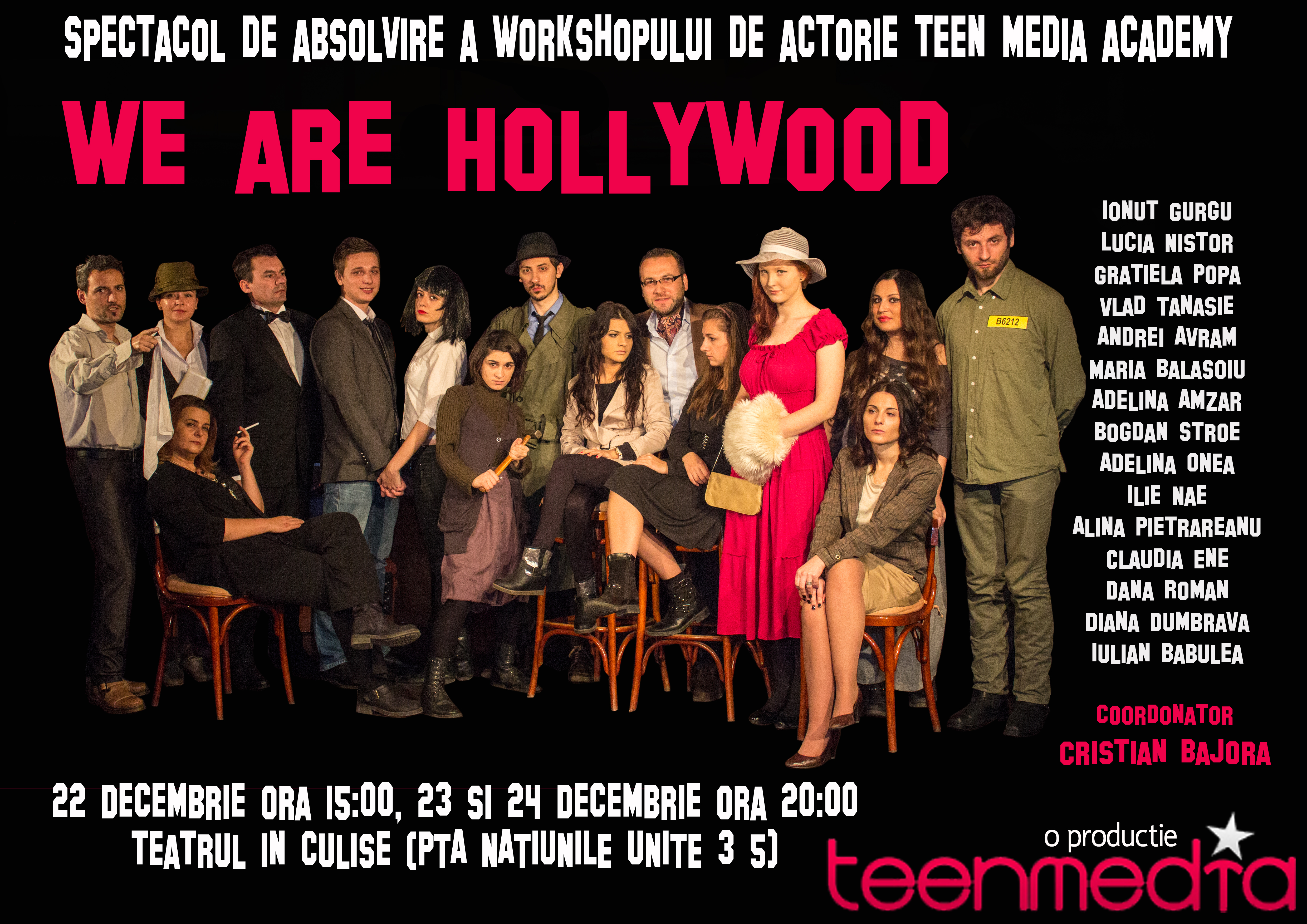 We are Hollywood copy
